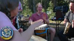 Earth Day 2012 - Mt. Shasta - Drums Apr 24, 2012 (7:18)